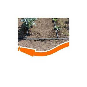 Kit irrigazione a goccia per irrigazione fai da te for Kit irrigazione automatica